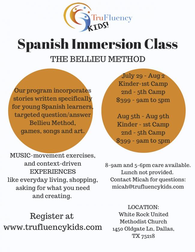 Spanish Immersion Summer Camp #2 | Kids Out and About Rochester