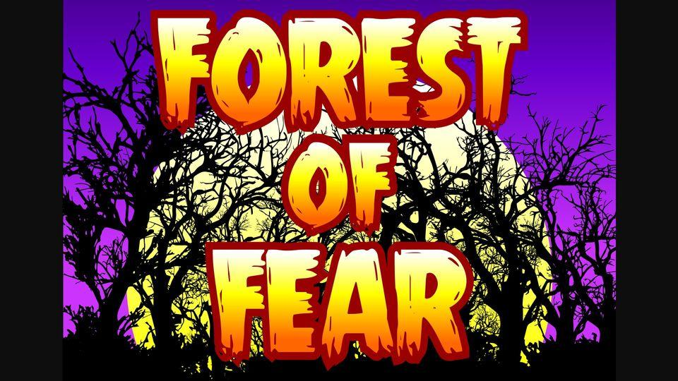Joe Pool Lake Halloween 2020 Forest of Fear  Loyd Park at Joe Pool Lake | Kids Out and About Dallas